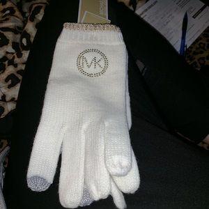 Mk winter gloves